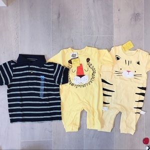 Assorted baby toddler clothes 6m-24m
